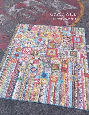 Gypsy Wife By Jen Kingwell