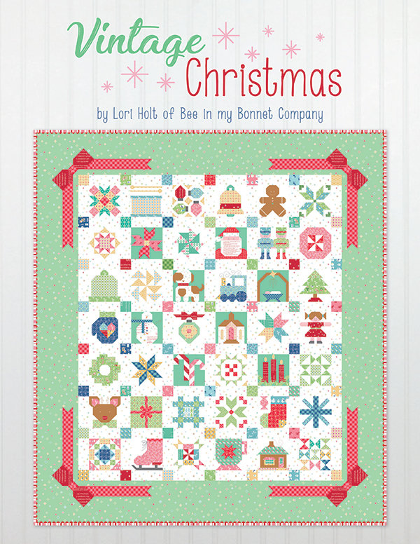 Vintage Christmas By Lori Holt