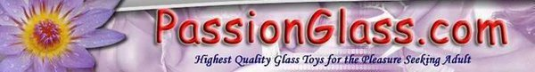 Passion Glass Sex Toys