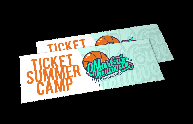Ticket SummerCamp 2021