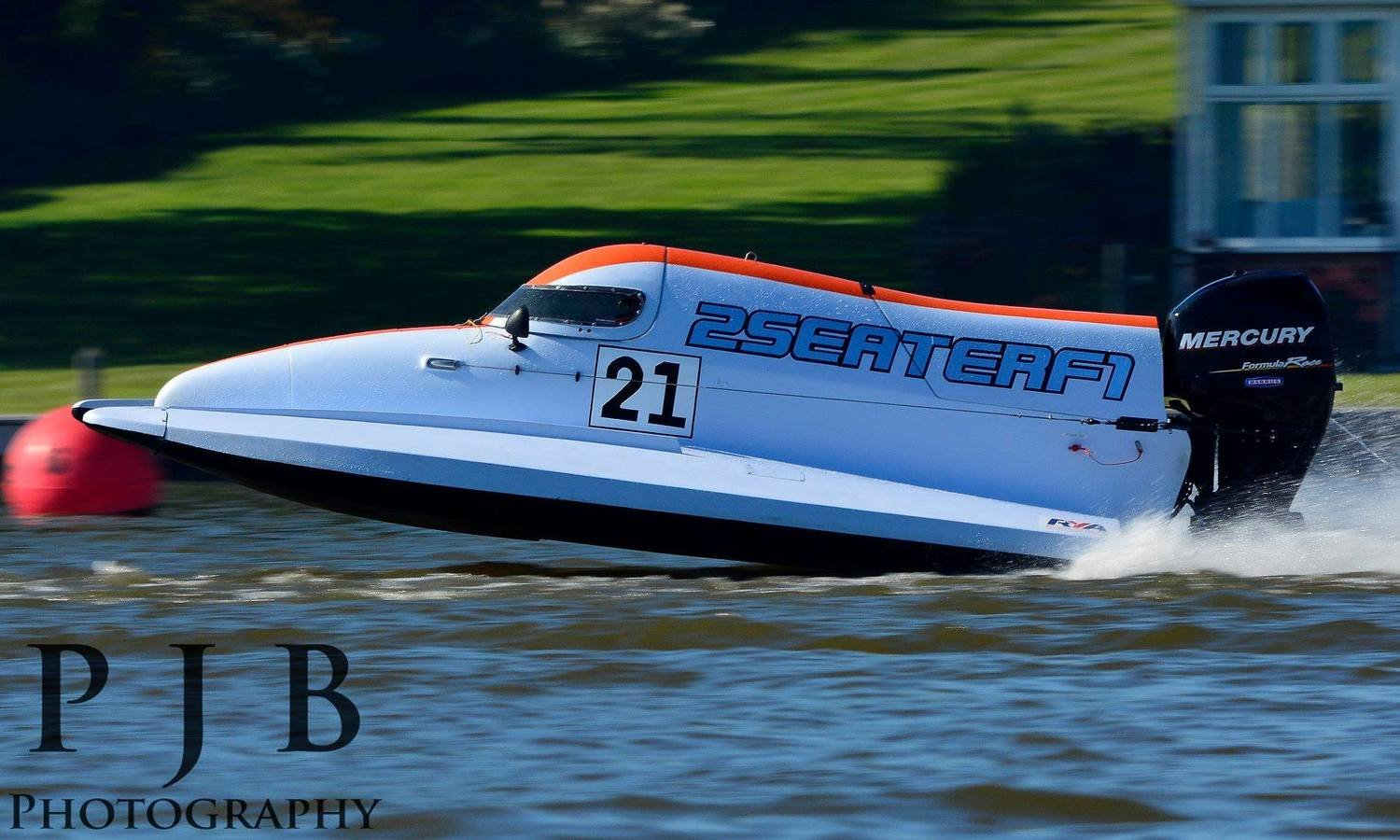 F4 Powerboat Driving Experience, Wyboston Lakes 23rd September 2018