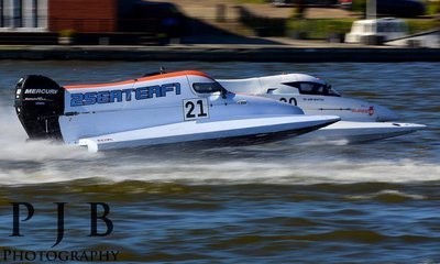 F4 Powerboat Driving Experience, Wyboston Lakes 29th July 2018