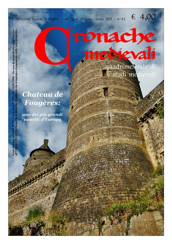Cronache Medievali - n. 41