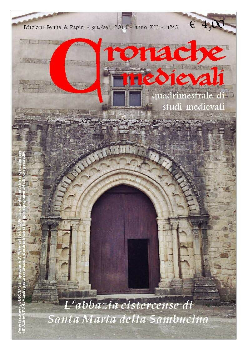 Cronache Medievali - n. 43