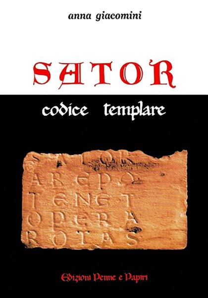 Sator. Codice templare