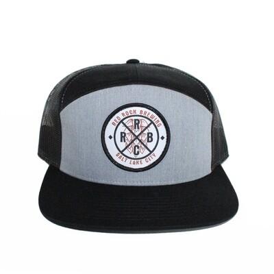 RRBC Grey Mesh Hat