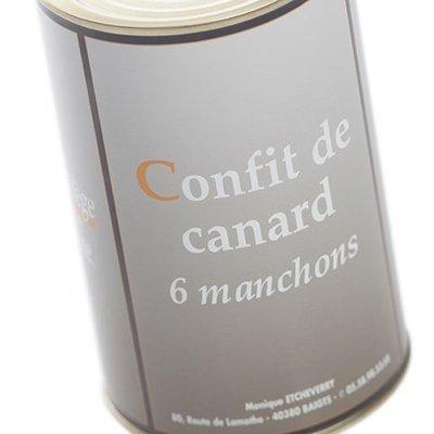6 Manchons