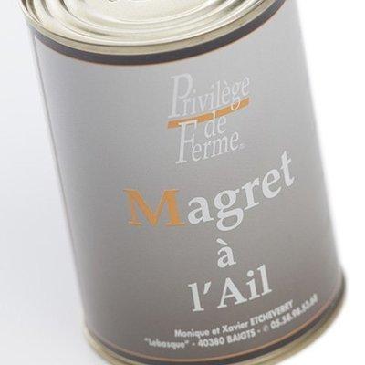 Magret à l'ail et piment d'Espelette 380 g