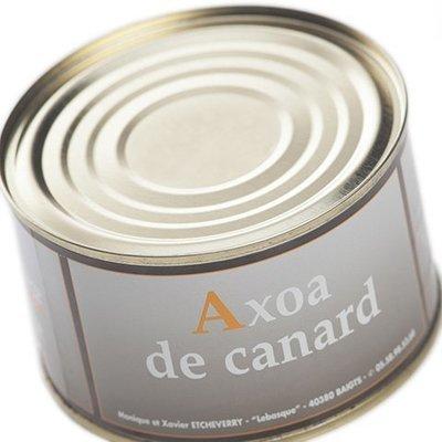 Axoa de Canard 420 g
