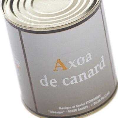Axoa de Canard 850 g