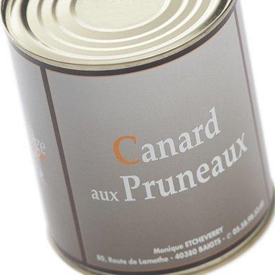 Canard aux Pruneaux