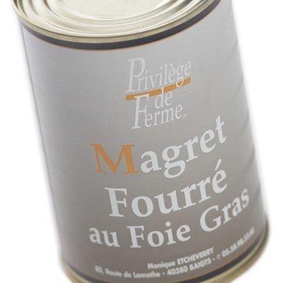 Magret fourré au Foie Gras 400 g