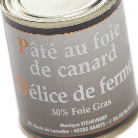 """Pâté """"Délice de Ferme"""" 130 g"""