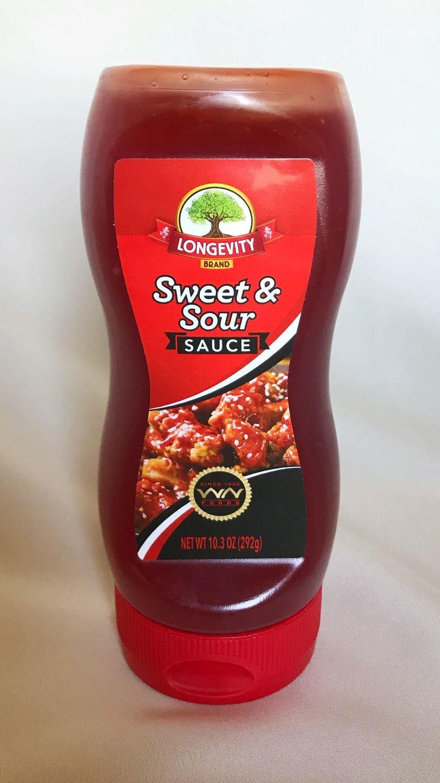 Longevity Sweet & Sour Sauce