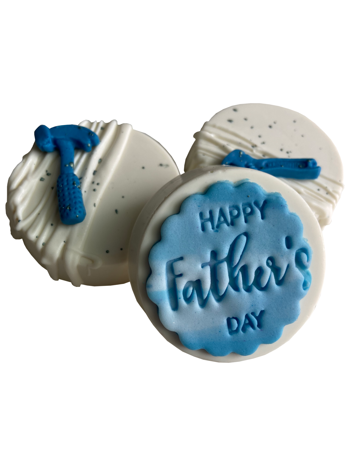 6 Father's Day Chocolate Covered Oreos Gift Set