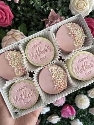 1/2 Dozen Mother's Day Chocolate Covered Oreos