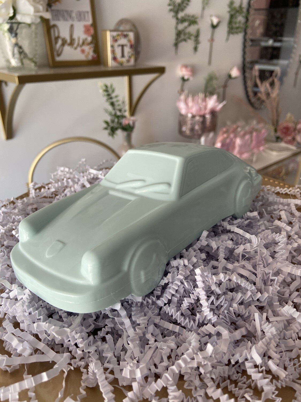 Chocolate Classic Car