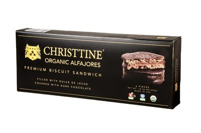 Organic & Kosher Dark Chocolate  Alfajores