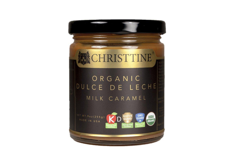 Organic, Kosher, & Gluten Free Dulce de Leche  9oz