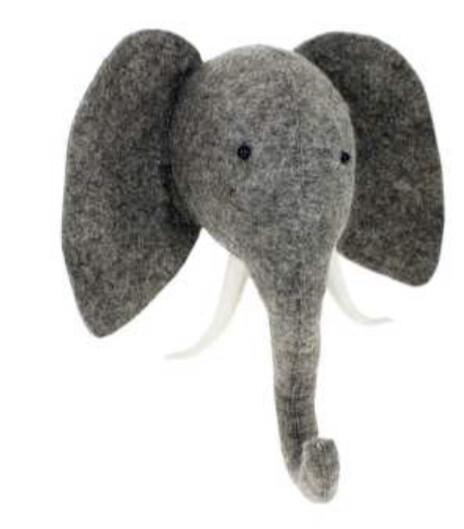 elephant head-complete