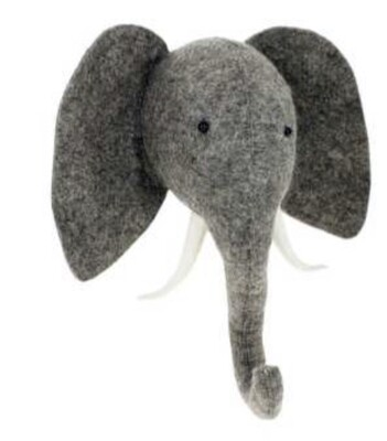 elephant head-complete