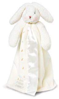 Wee bunny security blanket-complete