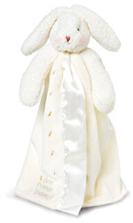 Wee bunny security blanket-complete