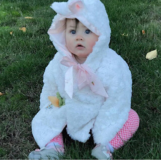 Easter coat
