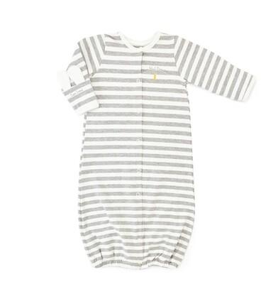 Convertible newborn gown
