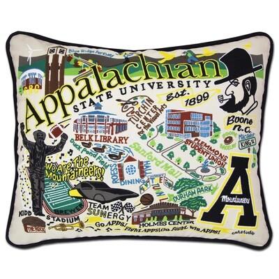 Appalachian state pillow