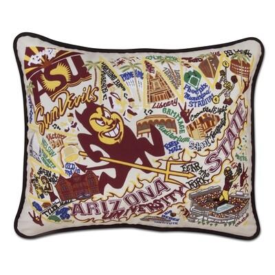 Arizona State University pillow