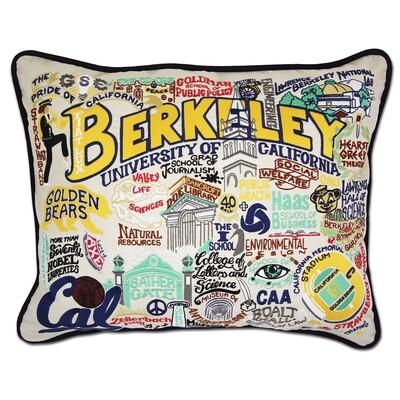 Berkeley university pillow