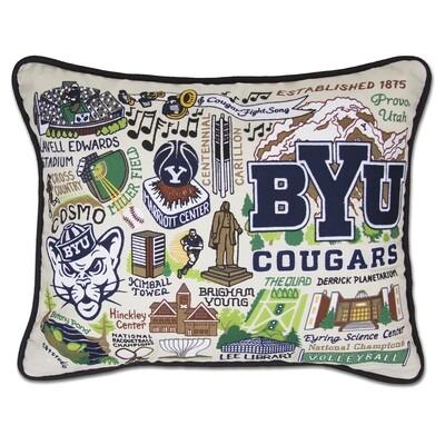 BYU pillow