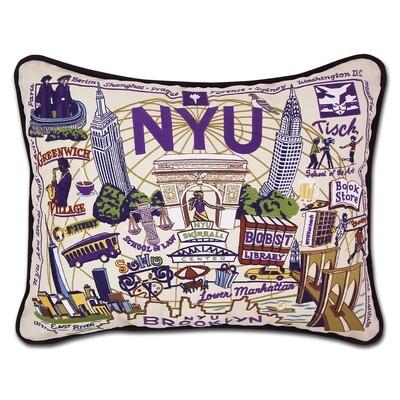 New York University pillow