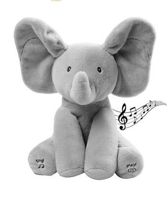 Happy Flappy the elephant