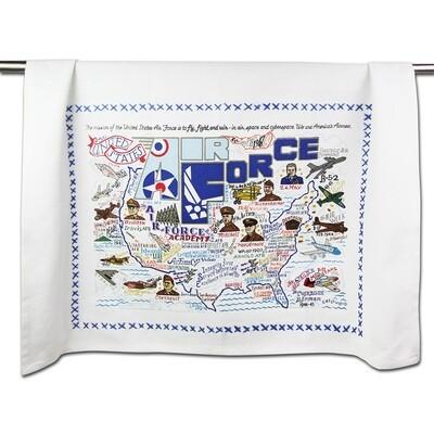 Air Force tea towels (set of 6)