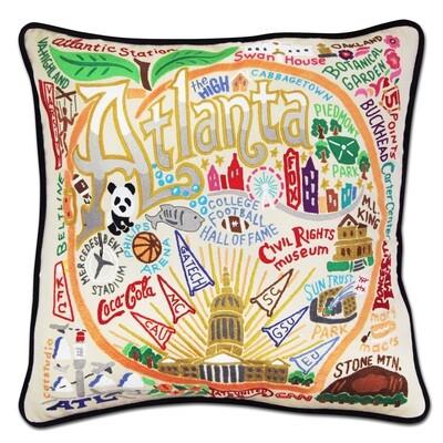 Atlanta pillow
