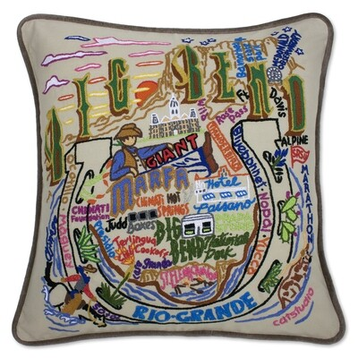 Big Bend pillow