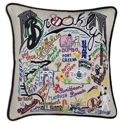 Brooklyn pillow