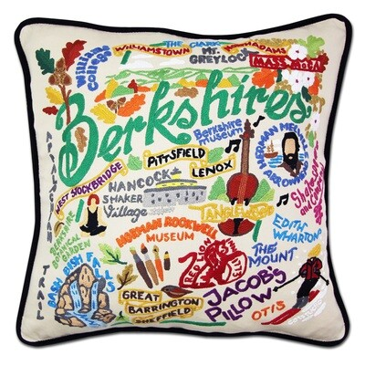 Berkshires pillow
