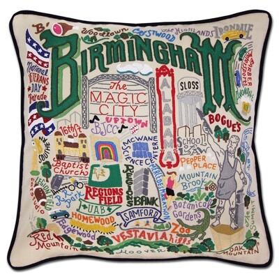 Birmingham pillow