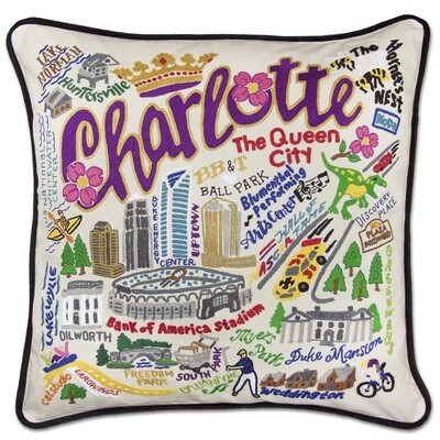 Charlotte pillow