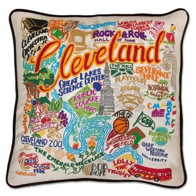 Cleveland pillow