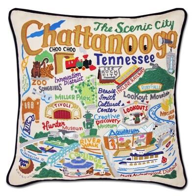 Chattanooga pillow