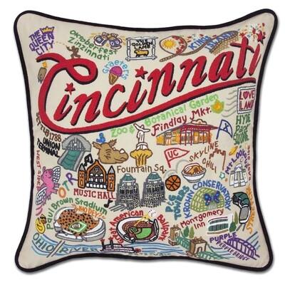 Cincinnati pillow