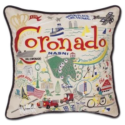Coronado pillow