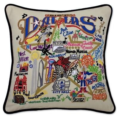 Dallas pillow