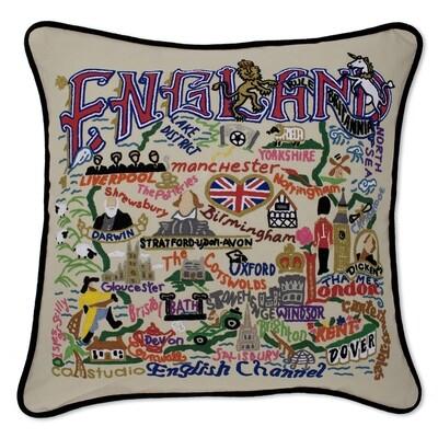 England pillow