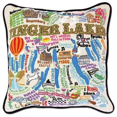 FingerLakes pillow