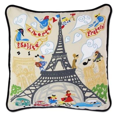 Eiffel Towel pillow